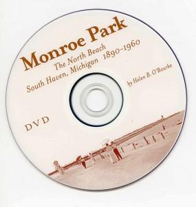 Monroe Park Book/DVD