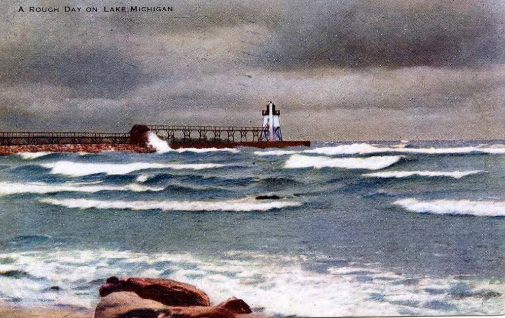 Pier light - 1910