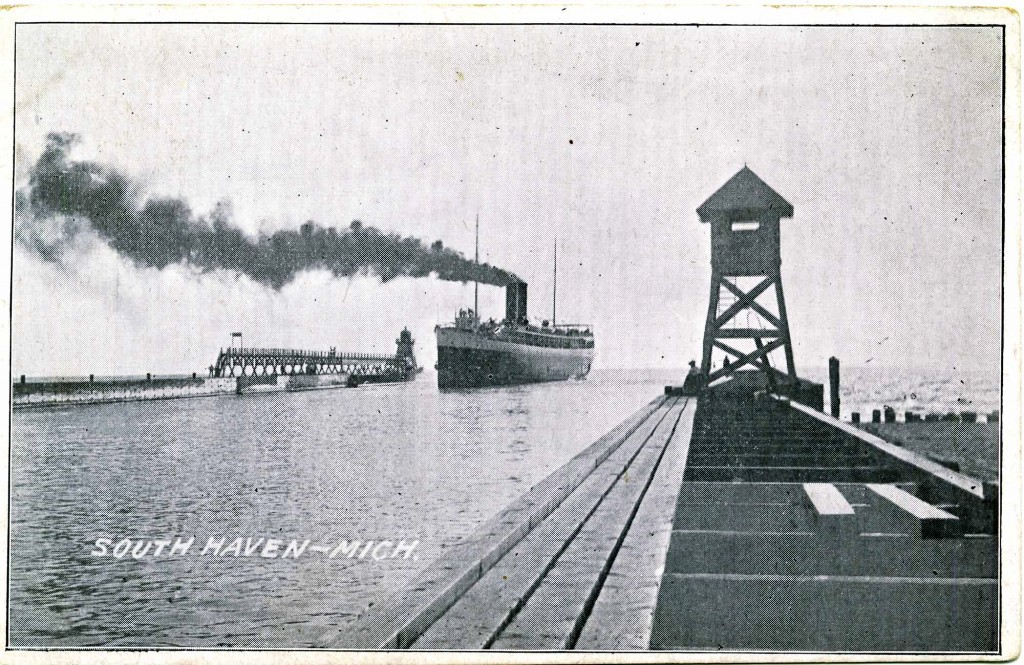 Excerpts From The Harbor Light 1872 1940 Archives South