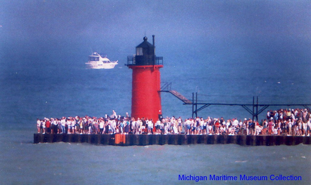 South Haven Light Fundraising Drive